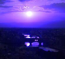 Ponte Vecchio by VasilisVas