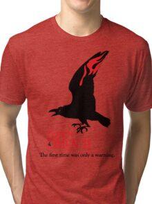 Damien OMEN II Tri-blend T-Shirt