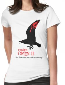 Damien OMEN II Womens Fitted T-Shirt