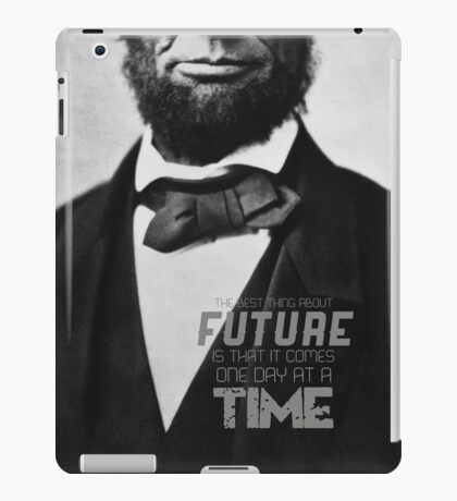 Abe Lincoln's Epic Beard iPad Case/Skin