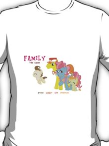 The Cakes Family - My Little Pony T-Shirt