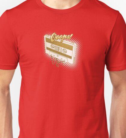 Torrent Ooops Unisex T-Shirt