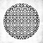 Tribal Jungle Icon by Pom Graphic Design