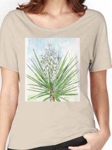 Yucca - Botanical Women's Relaxed Fit T-Shirt