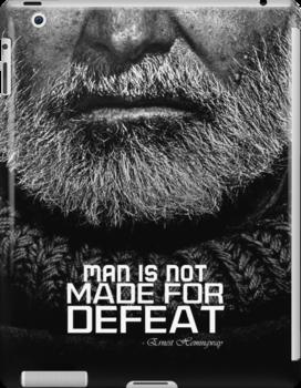 Tough Hemingway's Beard by XIAOdezign