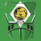 Green Poké Ranger - Movie Style by SnippyFox
