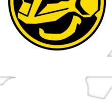 Black Poké Ranger - Movie Style Sticker