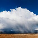 Taos Mountain Storm by Gregory Collins