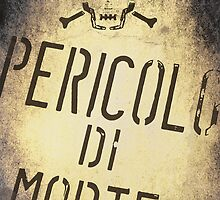 Pericolo Di Morte by Denis Marsili - DDTK