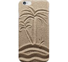 Ocean Island Beach Sand Palm iPone Case / iPad Case / Samsung Galaxy Case / Tote Bag / Pillow   iPhone Case/Skin