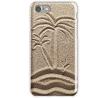 Ocean Island Beach Sand Palm iPone Case / iPad Case / Samsung Galaxy Case / Tote Bag / Pillow   iPhone Case/Skin