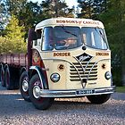 Foden Lorry by Dave Hudspeth