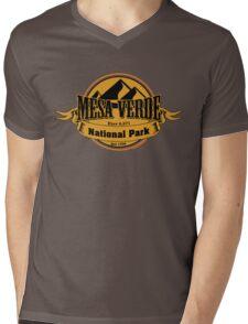 Mesa Verde National Park, Colorado Mens V-Neck T-Shirt
