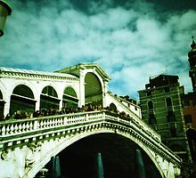 Rialto on Canvas (Not Really) - Lomo by Yao Liang Chua