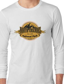 North Cascades National Park, Washington Long Sleeve T-Shirt