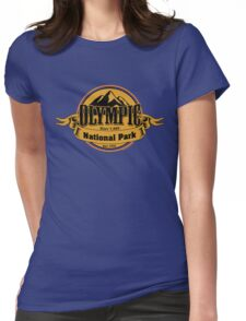 Olympic National Park, Washington Womens Fitted T-Shirt