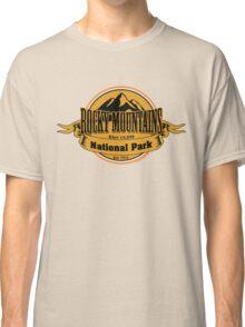Rocky Mountains National Park, Colorado Classic T-Shirt