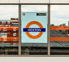 Hoxton Station by fulhamphil
