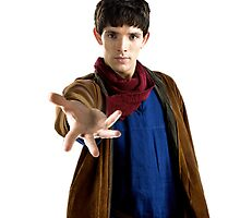 Merlin-Colin Morgan by PaytonGilley