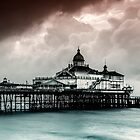 Eastbourne Pier. by fulhamphil