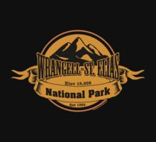 Wrangell–St. Elias National Park, Alaska Kids Tee