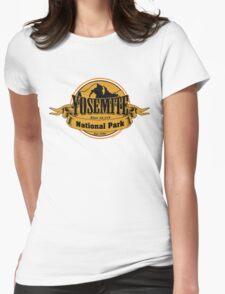 Yosemite National Park, California Womens Fitted T-Shirt
