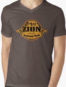 Zion National Park, Utah Mens V-Neck T-Shirt