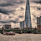 The Shard - London by Nigel Jones