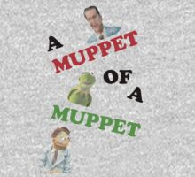 A Muppet of a Muppet by whatismyname