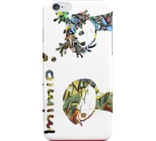 mimios graffiti iphone case iPhone Case/Skin