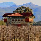 Anglo Boer War Blockhouse by croust by croust