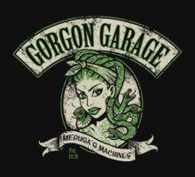 Gorgon Garage by HeartattackJack