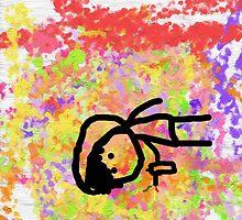 mimios rainbow graffiti by Factocowork2