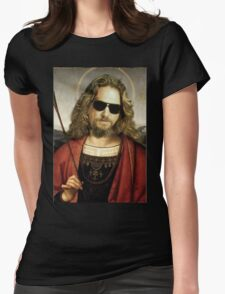 Saint Dude Womens Fitted T-Shirt