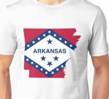 Arkansas | Flag State | SteezeFactory.com Unisex T-Shirt