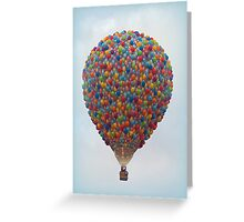 Balloons Galore! Greeting Card