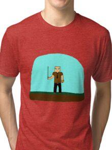 Wafflito The King Tri-blend T-Shirt