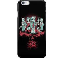 Zombie Hunters iPhone Case/Skin