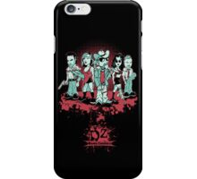Zombie Hunters iPhone Case/Skin