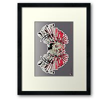 Re-Expendables Framed Print