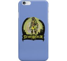 SewerRealm -Yellow iPhone Case/Skin