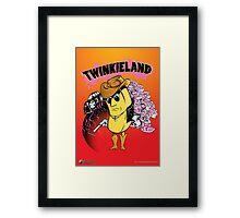 Twinkieland Framed Print
