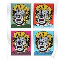 Marilyn Von Doom Poster