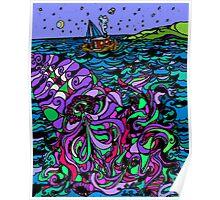Oceans Mystery Poster