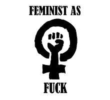 FEMINIST AS! by Amanda001