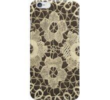 Antique Lace iPhone Case/Skin