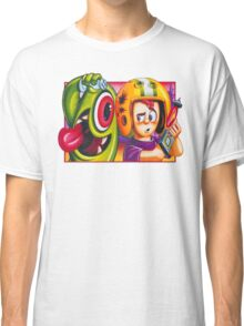 Oldies Commander Keen - Retro DOS game fan shirt Classic T-Shirt