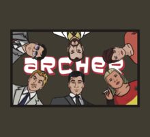 Archer - Team Logo by TheFinalDonut