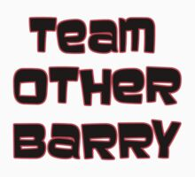 Archer - TEAM OTHER BARRY by TheFinalDonut
