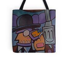 Corporate crime! Tote Bag